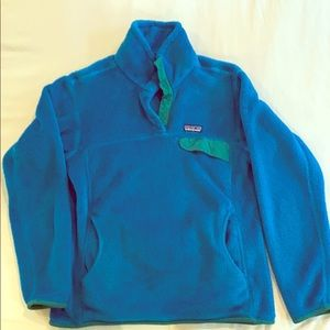 Patagonia Snap T Fleece Pullover